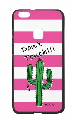 Cover Bicomponente Huawei P10Lite - Cactus Don't Touch