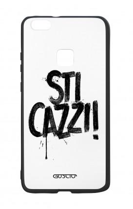 Huawei P10Lite White Two-Component Cover - STI CAZZI 2