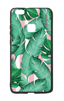 Cover Bicomponente Huawei P10Lite - Foglie banano