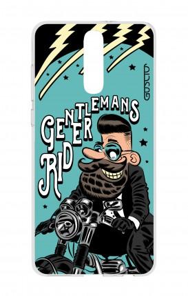 Cover HUAWEI Mate 10 Lite - Gentlemans Rider