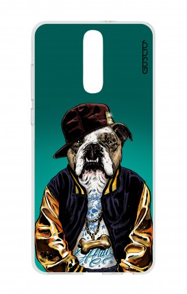 Cover HUAWEI Mate 10 Lite - Bulldog inglese