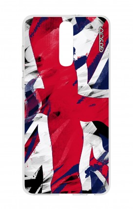 Cover HUAWEI Mate 10 Lite - Used Union Jack