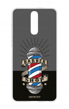 Cover HUAWEI Mate 10 Lite - Barber Shop Banner