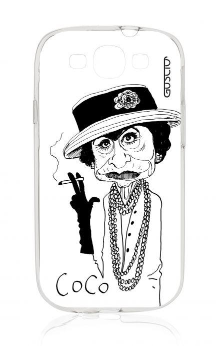 Cover Samsung Galaxy S3/S3 Neo - Coco