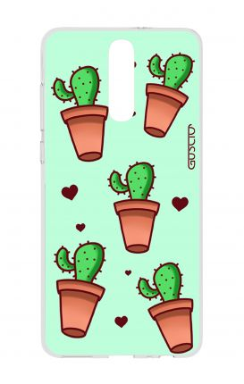 Cover HUAWEI Mate 10 Lite - Cactus Pattern