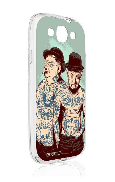 Cover Samsung Galaxy S3/S3 Neo - Stan & Oliver