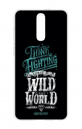 Cover HUAWEI Mate 10 Lite - Wild World
