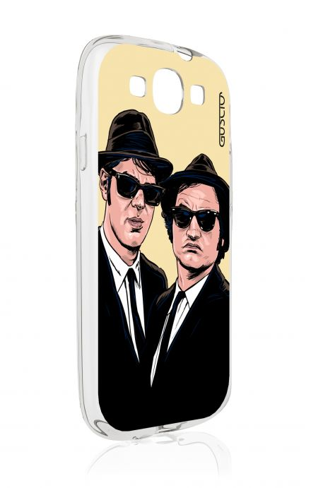 Cover Samsung Galaxy S3 GT i9300 - Blues Brothers