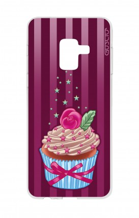 Cover Samsung A8 A5 2018 - Dolcetti & stelle