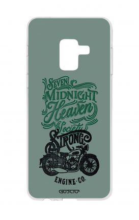 Cover TPU Samsung A8 A5 2018 - Strong Engine