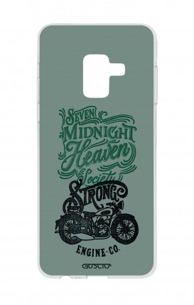 Cover Samsung A8 A5 2018 - Strong Engine