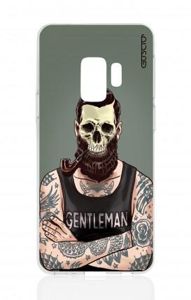 Cover Samsung Galaxy S9 - Teschio gentiluomo