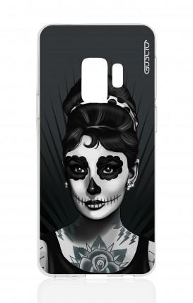 Cover Samsung Galaxy S9 - Audrey Calavera