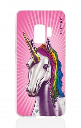Cover Samsung Galaxy S9 - Unicorno