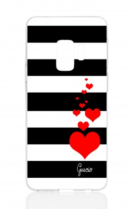 Cover Samsung Galaxy S9 - Loving Stripes
