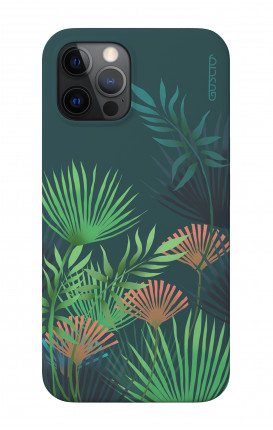 "Soft Touch Case Apple iPhone 12 6.1"" - Jungle"