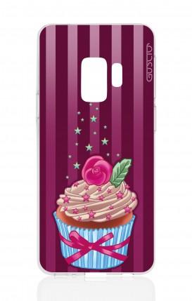 Cover Samsung Galaxy S9 - Cupcake & Stars