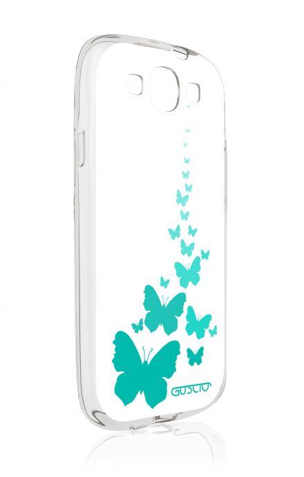 Cover Samsung Galaxy S3/S3 Neo - Farfalle