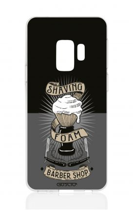Cover TPU Samsung Galaxy S9 - Schiuma da barba