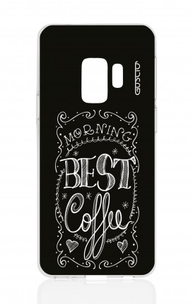 Cover Samsung Galaxy S9 - Best Coffee