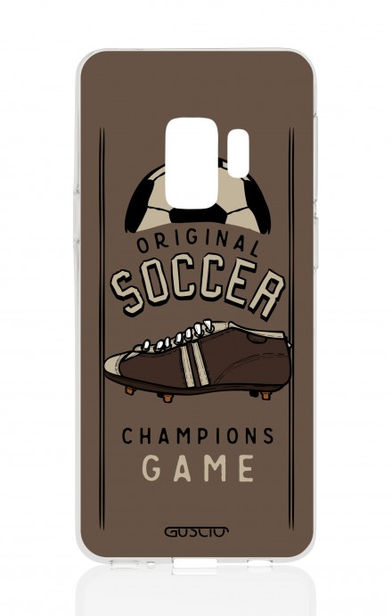 Cover Samsung Galaxy S9 - Champions Game