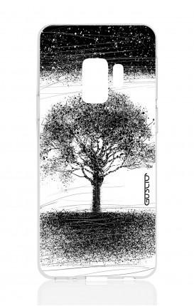 Cover TPU Samsung Galaxy S9 - Albero della vita nuovo