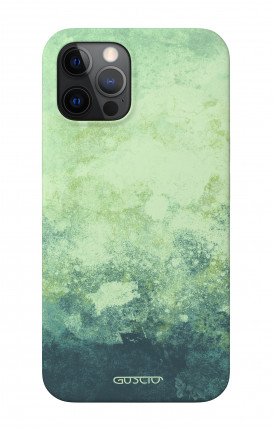 """Soft Touch Case Apple iPhone 12 6.1"""" - Mineral Green"""