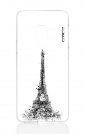 Cover Samsung Galaxy S9 - Tour Eiffel