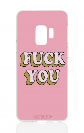 Cover Samsung Galaxy S9 - Fuck You