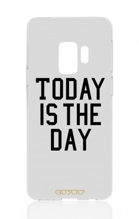 Cover Samsung Galaxy S9 - Today is the Day