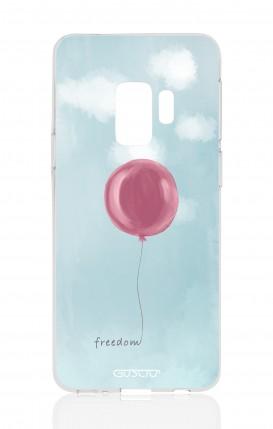 Cover Samsung Galaxy S9 - palloncino della libertà