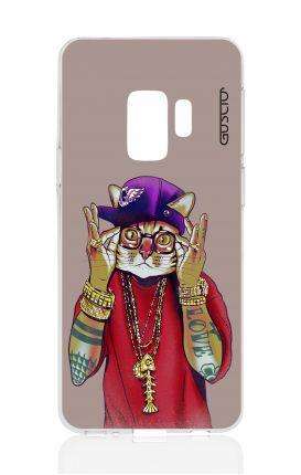 Cover Samsung Galaxy S9 - Hip Hop Cat