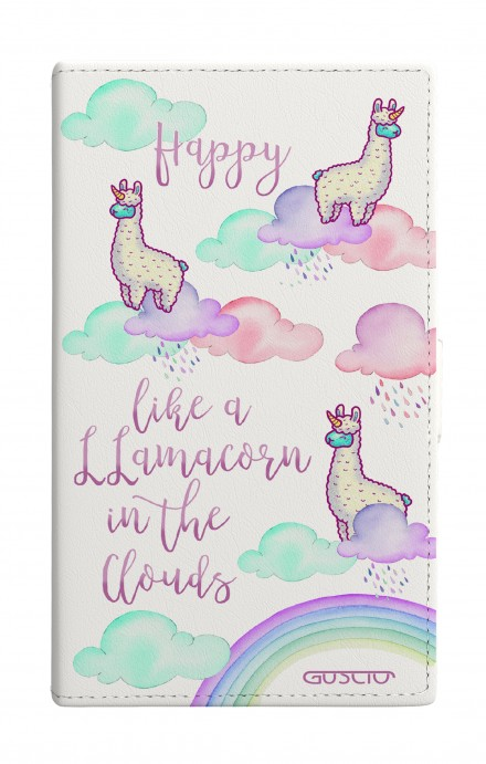 Cover Universal Casebook size1 - Llamacorn in the clouds