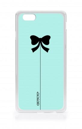 Cover Apple iPhone 7/8 Plus TPU - Fiocco azzurro