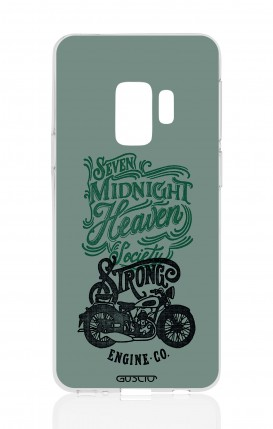 Cover Samsung Galaxy S9 - Strong Engine
