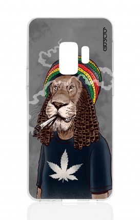 Cover Samsung Galaxy S9 - Lion