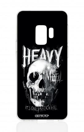 Cover Samsung Galaxy S9 - Teschio Heavy