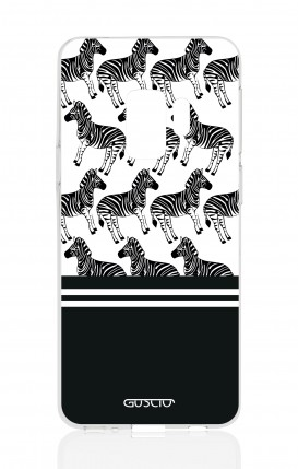 Cover Samsung Galaxy S9 - Zebre bianconere