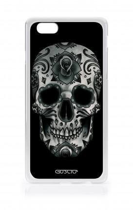 Cover TPU TRS Asus Zenfone4 Max ZC520KL - Dark Calavera Skull