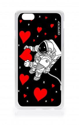 Cover TPU TRS Asus Zenfone4 Max ZC520KL - L'amore nello spazio