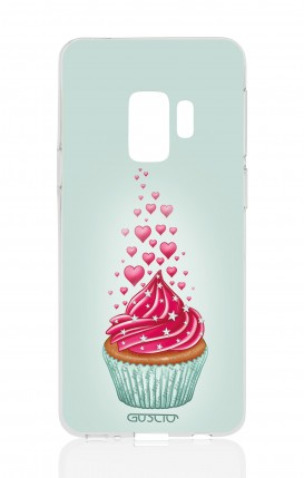 Cover Samsung Galaxy S9 Plus - Cupcake in Love