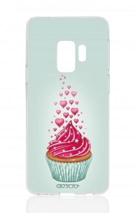 Cover TPU Samsung Galaxy S9 Plus - Dolcetto innamorato