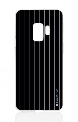 Cover TPU Samsung Galaxy S9 Plus - Righe Classiche