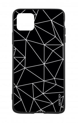 Cover Bicomponente Apple iPhone 11 PRO MAX - Astratto geometrico