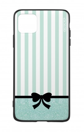 Apple iPh11 PRO MAX WHT Two-Component Cover - Romantic Tiffany