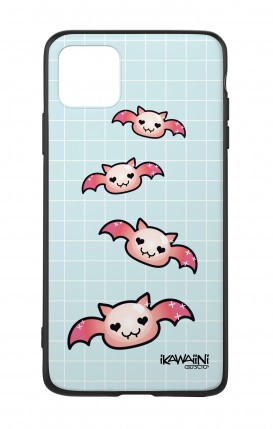 Apple iPh11 PRO MAX WHT Two-Component Cover - Bat Kawaii