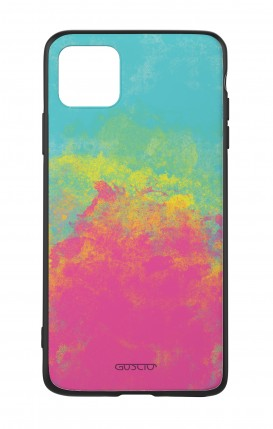 Apple iPh11 PRO MAX WHT Two-Component Cover - Mineral Pink Tiffany