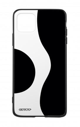 Apple iPh11 PRO MAX WHT Two-Component Cover - Lava Lamp Black