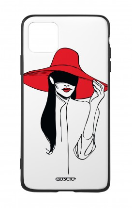 Cover Bicomponente Apple iPhone 11 PRO MAX - Cappello rosso