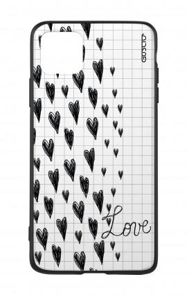 Cover Bicomponente Apple iPhone 11 PRO MAX - Love quaderno